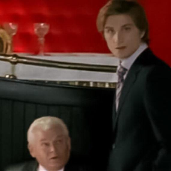 """""""Танго"""". В клипе певицы Светланы Зориной (2006)"""